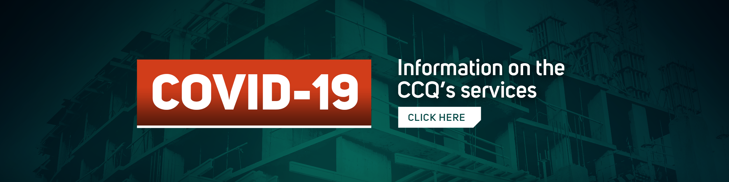 Information on the CCQ's services